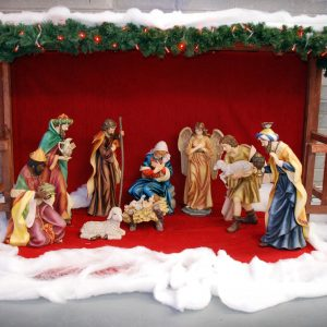 Christmas Crib RL-NS-01-36