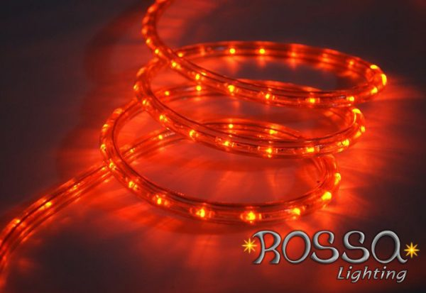 rope lights ireland red led