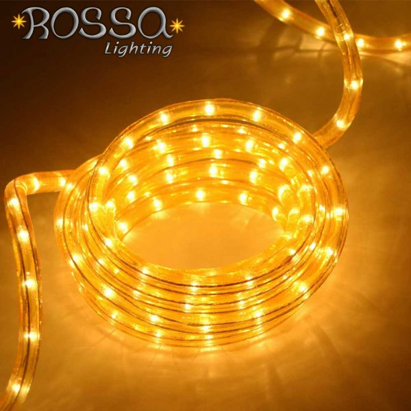 outdoor led rope light