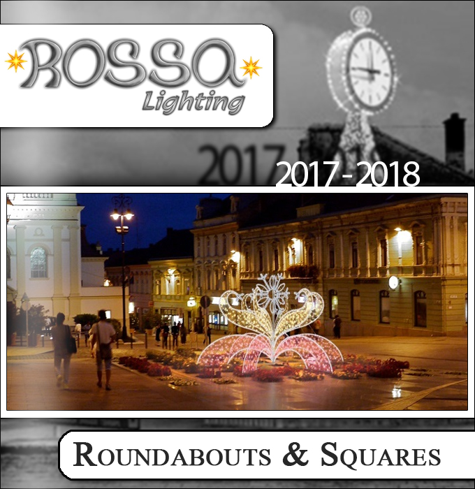 Roundabout & Square Lighting Products