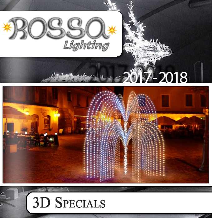 3D Specials Lighting Products