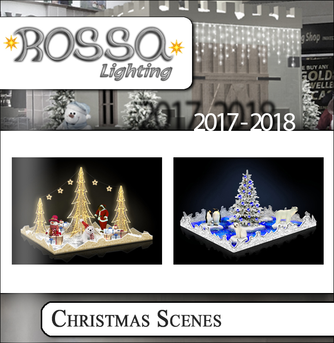 Christmas Scenes Lighting Products
