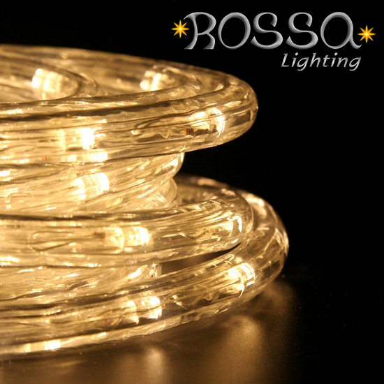 rope lighting warm white led