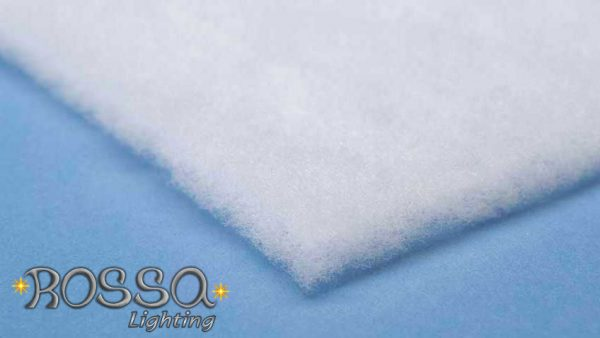 Snow Blanket 1cm Thick 125 x 300cm -rl-snow-sb1