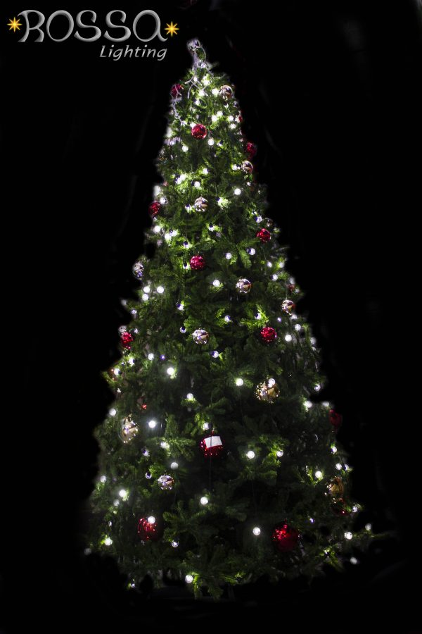 Christmas Tree - Natural Range - 4mtr-2000 Warm White LEDS
