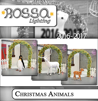 Christmas Decorations - Christmas Animals